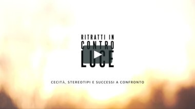 "Start Video ""Ritratti in controluce"""